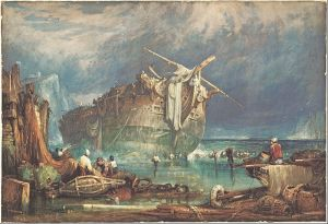800px-Samuel_Prout_-_Salving_from_the_wreck_-_Google_Art_Project